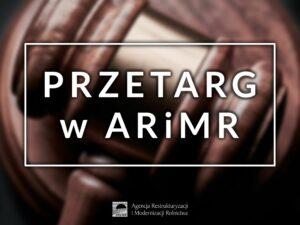 ARiMR zaprasza do składania ofert na najem lokalu biurowego na potrzeby Biura Powiatowego ARiMR w Łasku.