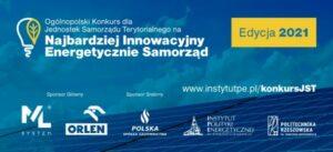 Będzie druga edycja konkursu na Najbardziej Innowacyjny Energetycznie Samorząd.